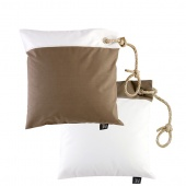 Комплект наволочек Marine Business Waterproof Brown 40x40 см (2 шт.)