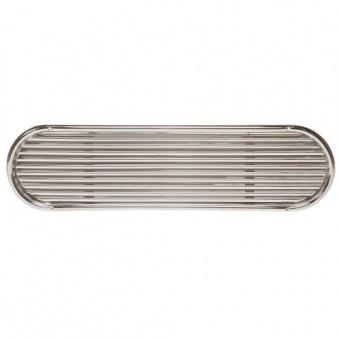 Вентиляционная решётка Vetus SSVL из 316 нержавеющей стали