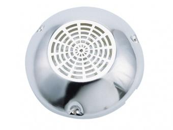 Палубный вентилятор высокий из нержавеющей стали