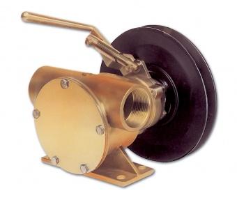 Помпа Jabsco V-механический привод