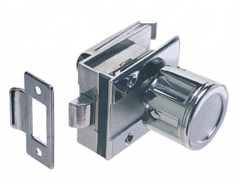 Дверной замок PERKO 12-19 мм