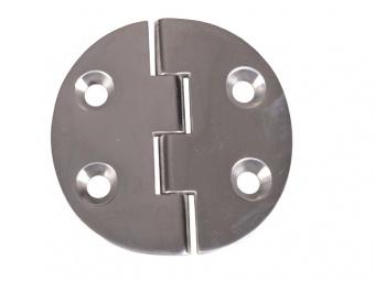 Петли круглые Talamex Ø65 мм из 316 морской нержавеющей стали