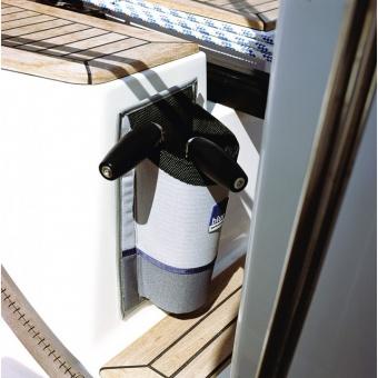 Настенный контейнер для ручки лебедки BLUE PERFORMANCE WINCH HANDLE BAG