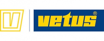 Vetus 08-01427 Hose M4.56, from top cover to heat-exchanger