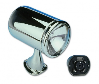 Прожектор Jabsco RC180 12/24В 180x280x330 мм с пультом управления