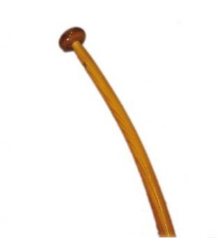 Флагшток деревянный изогнутый