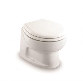 Яхтенный туалет TECMA Saninautico низкий