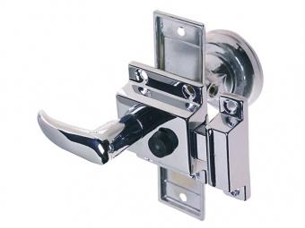 Дверной замок PERKO 15-35 мм с приёмником