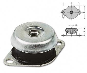 Эластичная опора-амортизатор для двигателя Exalto 60.060