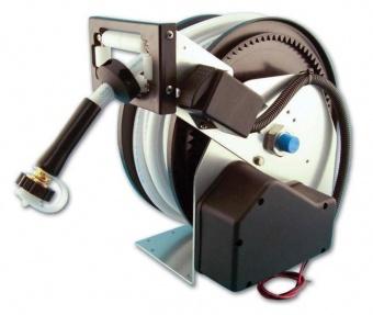 Катушка для шлангов Hosemaster M 10,6 м с электрическим приводом