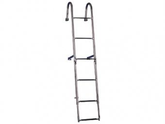 Лестница складная BATSYSTEM BUT75/100/125 с перемычкой
