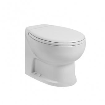 Яхтенный туалет PLANUS Arctic 430 Schuin