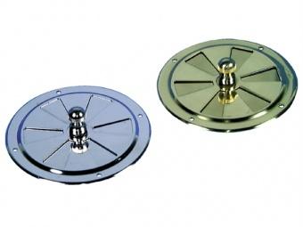 Вентиляционная решётка круглая ROCA закрываемая