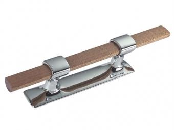 Утка FORESTI&SUARDI хромированная с деревянным наконечником