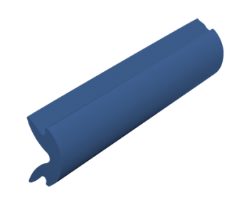 Вставка привального бруса Vetus ROND (за 20 м.)