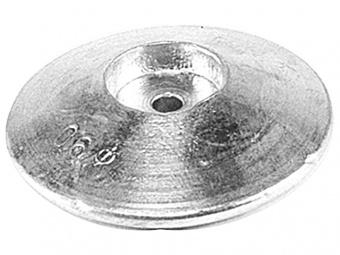 Цинковый анод Talamex для пера руля болтовой монтаж